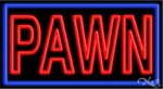 Pawn Business Neon Sign