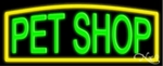Pet Shop Neon Sign