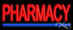 Pharmacy Economic Neon Sign