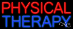 Physical Therapy Business Neon Sign