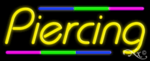 Piercing Business Neon Sign
