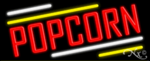 Popcorn Business Neon Sign