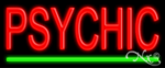 Psychic Economic Neon Sign