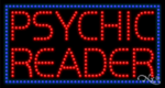 Psychic Reader LED Sign