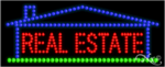 Real Estate LED Sign