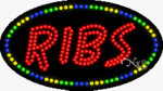 Ribs LED Sign