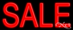Sale Economic Neon Sign