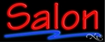 Salon Neon Sign
