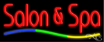 Salon & Spa Business Neon Sign