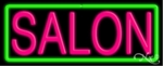 Salons Neon Sign