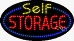 Self Storage LED Sign