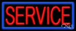 Service Business Neon Sign