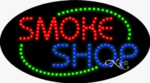Smoke Shop LED Sign