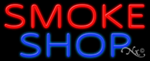 Smoke Shop Business Neon Sign