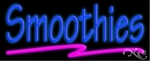 Smoothy Neon Sign