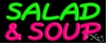 Soup & Salad Neon Signs