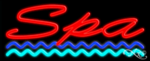 Spa Business Neon Sign