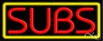 Submarine Neon Sign