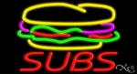 Subs Neon Sign