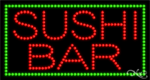 Sushi Bar LED Sign