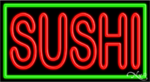 Sushi Business Neon Sign