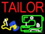 Tailor Business Neon Sign