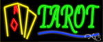 Tarot Business Neon Sign