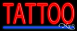 Tattoo Economic Neon Sign