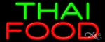 Thai Food Business Neon Sign