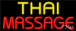 Thai Massage Business Neon Sign