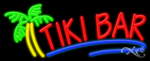 Tiki Bar Business Neon Sign