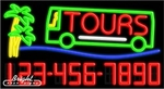 Travel Agency Neon Signs