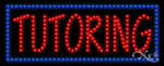 Tutoring LED Sign