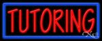 Tutoring Business Neon Sign
