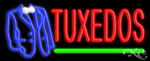 Tuxedos Business Neon Sign