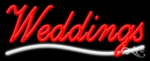 Weddings Business Neon Sign