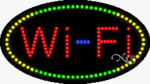 Wi Fi LED Sign
