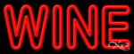 Wine Business Neon Sign
