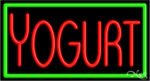 Yogurt Business Neon Sign