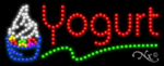 Yogurt LED Signs