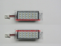 2010 - 2013 Camaro LED License Plate Lamps / Lights