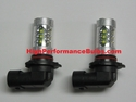 9005 LED DRL (Daytime Running Light) bulbs with 16 High Output LEDs (2 bulbs)