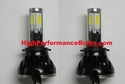 9006 (HB4) Cree LED Headlight Kit 4000 Lumen 4 LED Design