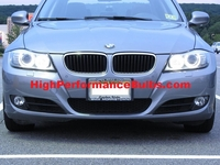 BMW 3 Series (E90 / E92) LED Angel Eye Upgrades, F30 DRL Upgrades
