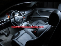 BMW E91 3 Series Touring/Wagon Factory Brightness Interior LED Conversion KIT