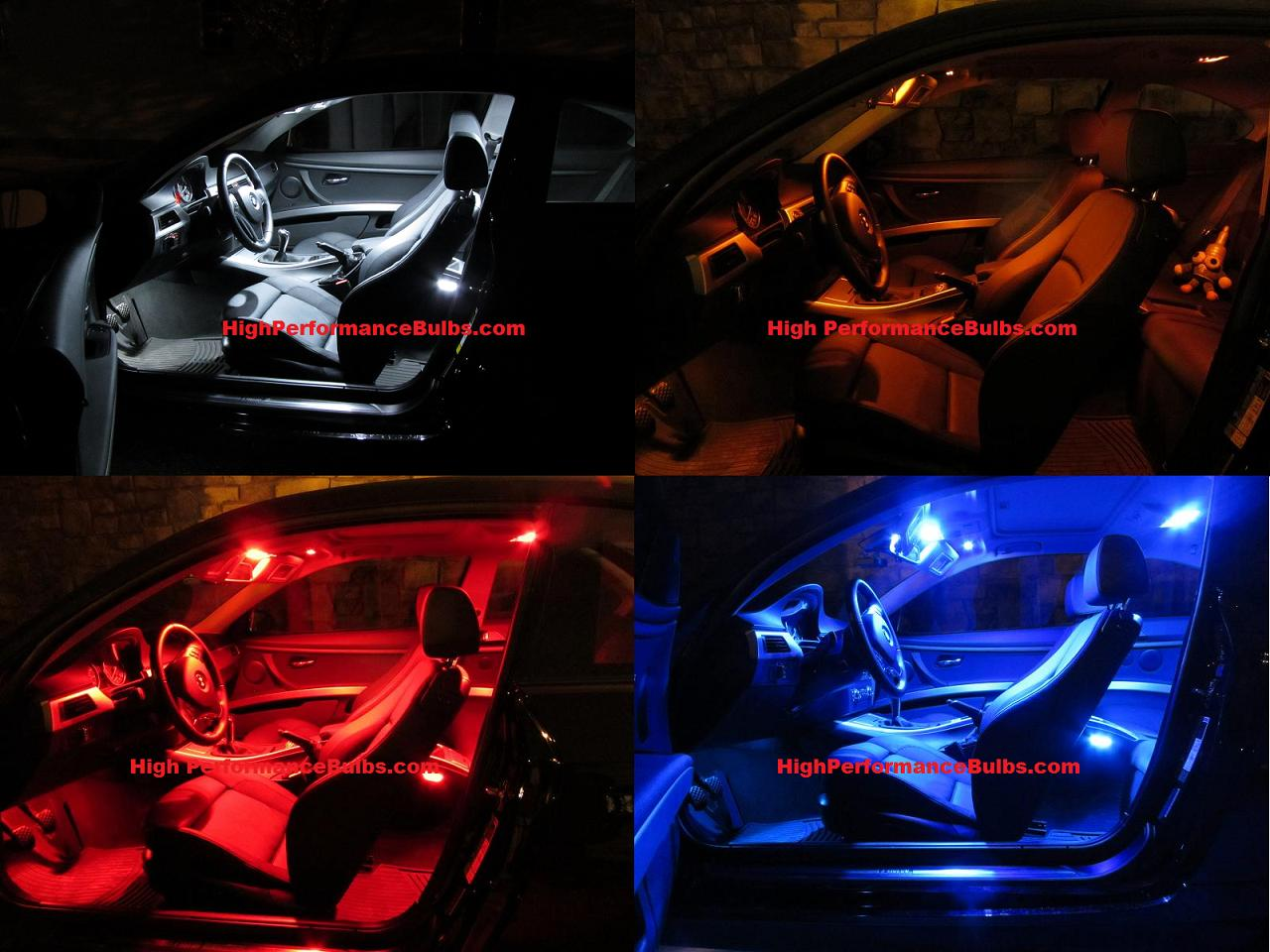 BMW E91 3 Series High Powered Interior LED KIT Version 2.0