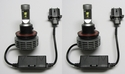 H13 LED Headlight Bulb Kit With Bright LED Low and LED High Beam