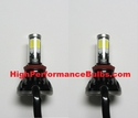 H9 Cree LED Headlight Kit 4000 Lumen 4 LED Design