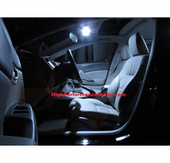 Nissan Maxima 2004   2008 Interior LED Conversion Kit