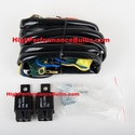 Nokya H13 Headlight Tune Up Kit Battery Connection Relay Harness NOK9219